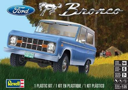 1970 Ford Bronco Truck