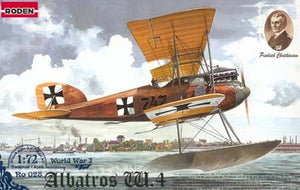 1/72 Albatros W.4 early - Hobby Sense