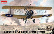 1/72 Sopwith TF.I Camel trench fighter - Hobby Sense