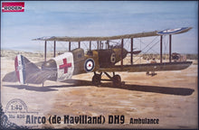 1/48 De Havilland D.H.9 Ambulance - Hobby Sense