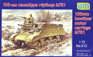 105mm howitzer motor carriage M7B1 - Hobby Sense