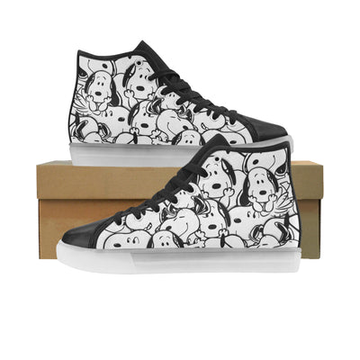 SNOOPY Custom Light Up Shoes