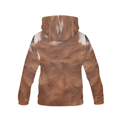 Saint Bernard Awesome All Over Print Hoodie