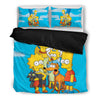 The Simpsons - The Simpsons Family Bedding - THEIA191205