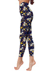 Flower Art 20 Low Rise Leggings ZEUS080120