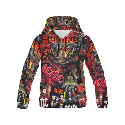 AC/DC All Over Print Hoodie for Men ZEUS2812 (USA Size) (Model H13) - PRINTMAZING