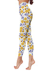 Flower Art 29 Low Rise Leggings ZEUS080129