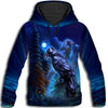 Viking Raven All Over Print Hoodie EROS271220