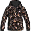 Tibetan Mastiff All Over Print Hoodie