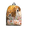 Beagle Flower Backpack GAEA191225