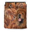 Tibetan Mastiff Couple Bedding ZEUS151225