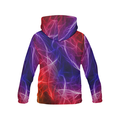 Wolf Light All Over Print Hoodie
