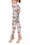 Flower Art 14 Low Rise Leggings ZEUS080114
