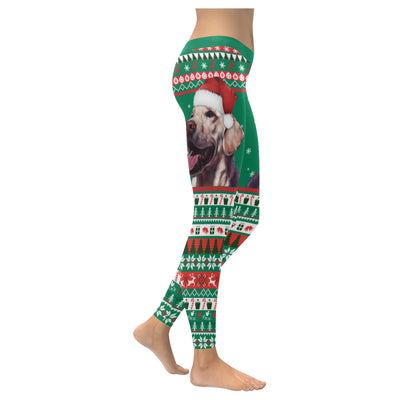 Labrador Retriever Low Rise Leggings