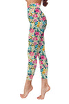 Flower Art 16 Low Rise Leggings ZEUS080116