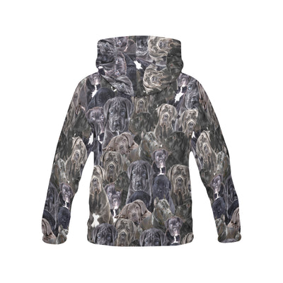 Cane Corso All Over Print Hoodie