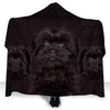 Affenpinscher Hooded Blanket ZEUS290130