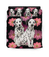 Dalmatian Flower Pattern Bedding 4 ZEUS1601