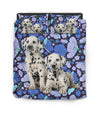 Dalmatian Flower Pattern Bedding 1 ZEUS1601