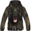Belgian Shepherd Awesome All Over Print Hoodie