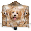 Dogs - Havanese Hooded Blanket - ZEUS290102