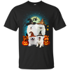 American Eskimo Dog Family Halloween