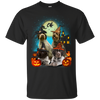 Wirehaired Pointing Griffon Family Halloween