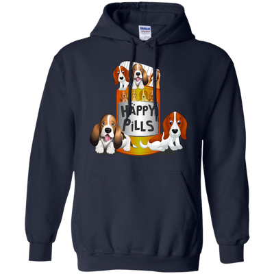 Basset Hound Happy Pills