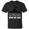 Movies - Black Panther It's Time To Show - PHOEBE180107