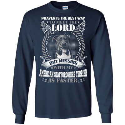 American Staffordshire Terrier Lord