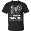 Tibetan Mastiff People Suck