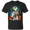 Wire Fox Terrier Family Halloween