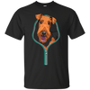 Airedale Terrier Zipper