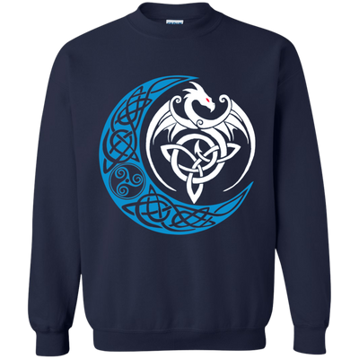 Viking Dragon Celtic Moon EROS260122