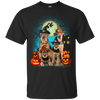 Airedale Terrier Family Halloween