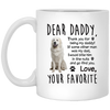 Great Pyrenees Dear Daddy
