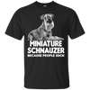 Miniature Schnauzer People Suck