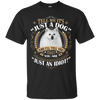 American Eskimo Dog Idiot