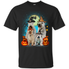 Soft Coated Wheaten Terrier Family Halloween