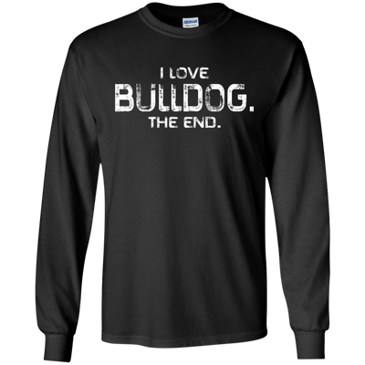Bulldog The End