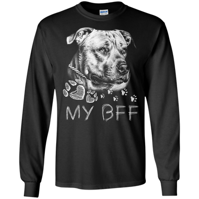 American Staffordshire Terrier BFF