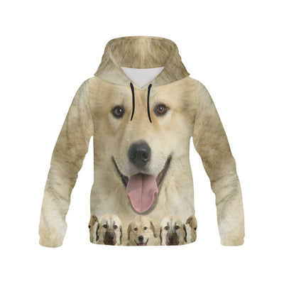 Anatolian Shepherd Awesome All Over Print Hoodie
