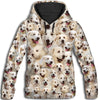 Great Pyrenees All Over Print Hoodie
