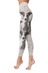 Italian Greyhound Pattern Low Rise Legging 130328