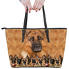 German Shepherd Awesome Leather Bag ZEUS121292