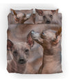 Mexican Hairless Dog Couple Bedding ZEUS161279