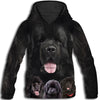 Newfoundland Awesome All Over Print Hoodie