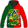 Ninja Turtle  All Over Print Hoodie