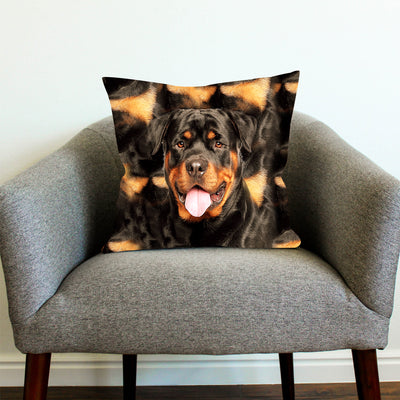 GAEA - Rottweiler Awesome Pillow Case 2103