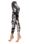 Dogs - Siberian Husky Scratch Low Rise Legging PHOEBE050203